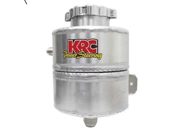 KRC Oberg Filtered reservoir for power steering systems