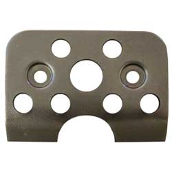 PANEL WELD PLATE-STEEL OR ALUMINUM