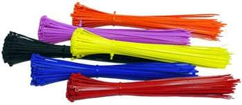 PLASTIC TIES-Long for Roll Bar Padding & More