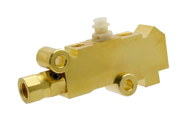 Proportioning Valve - Brass GM Disc & Disc-VALVE ONLY