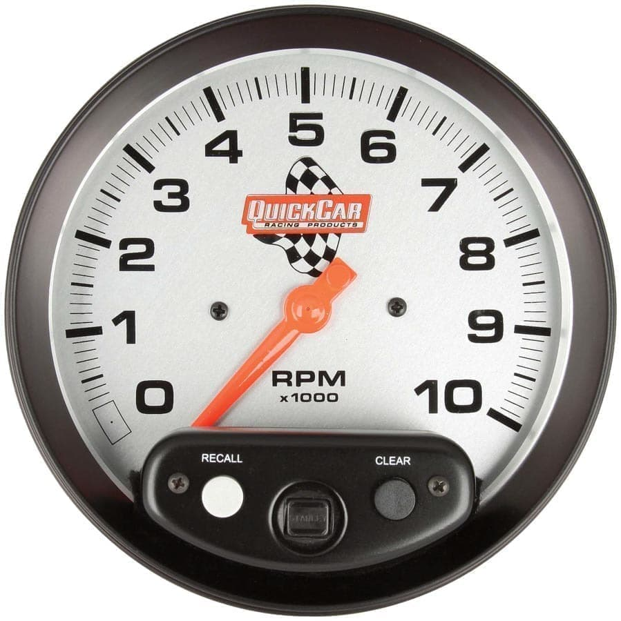 QUICKCAR  10,000 RPM TACH with MEMORY