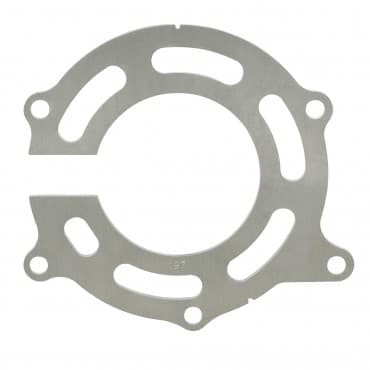 """Quick Time Transmission Spacer - 1/4"""" Chevy - Aluminum - part # RM-197"""