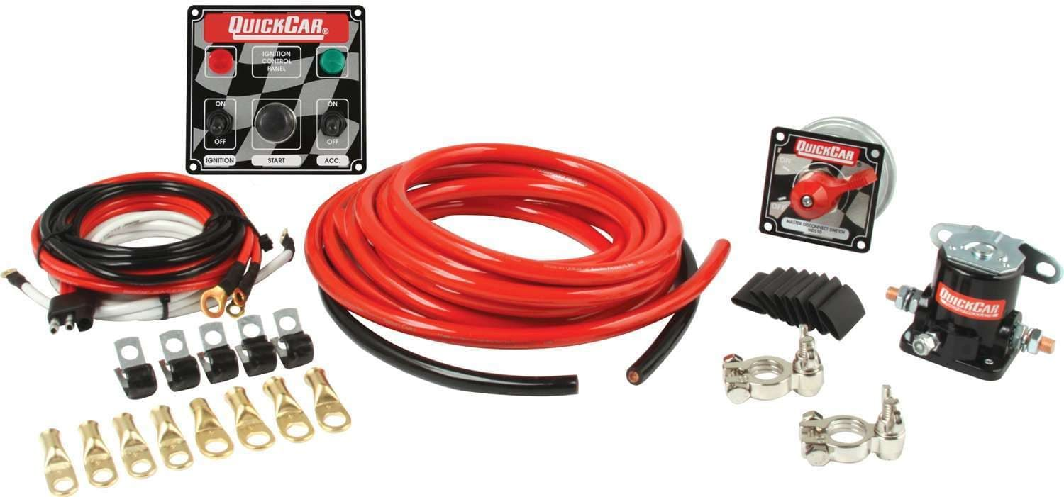 QUICKCAR DIRT LATE MODEL  WIRING KIT