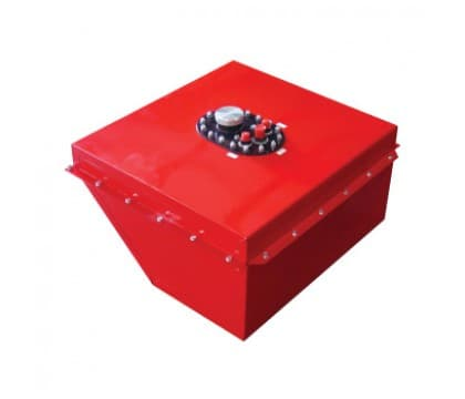 RCI 16 GALLON WEIGHT TRANSFER CELL RED