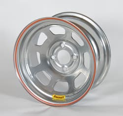 BASSETT 4 & 5 BOLT D-HOLE LIGHTWEIGHT WHEELS 15 Inch