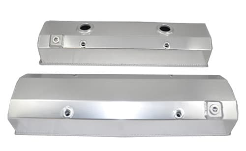 CTS Aluminum Fabricated Valve Covers