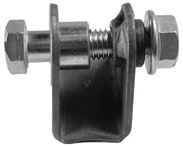CTS Shock Mount, Narrow, Coil-Over, Weld-On, Steel, Natural, Universal, Each