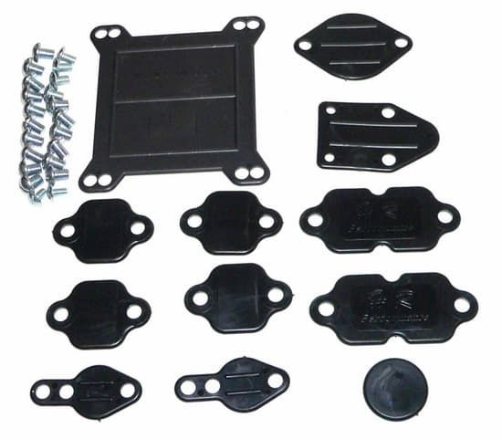 Small Block Chevy Engine Seal Up Kit - 12234