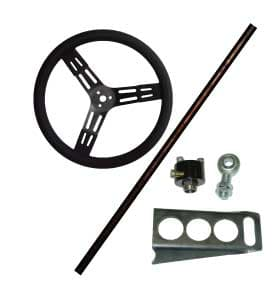 ECONO STEERING WHEEL KIT