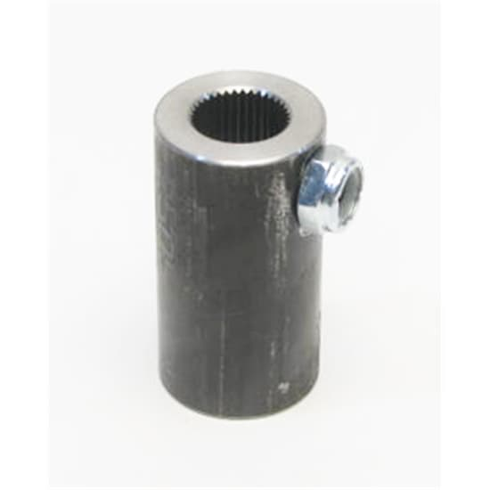 "Sweet Steering Coupler 3/4in-20X3/4"" Smooth"
