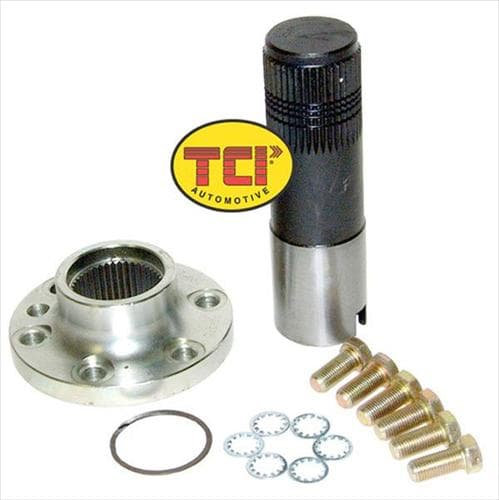 TCI Circlematic Adjustable Front Pump Drive, Chevy V8