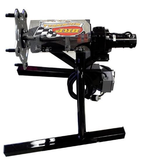 CTS Tire Rotating Machine for Tire Grinding