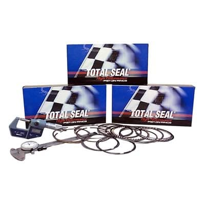 Total Seal CR Classic Race Piston Rings ASA4005 OVERSIZED