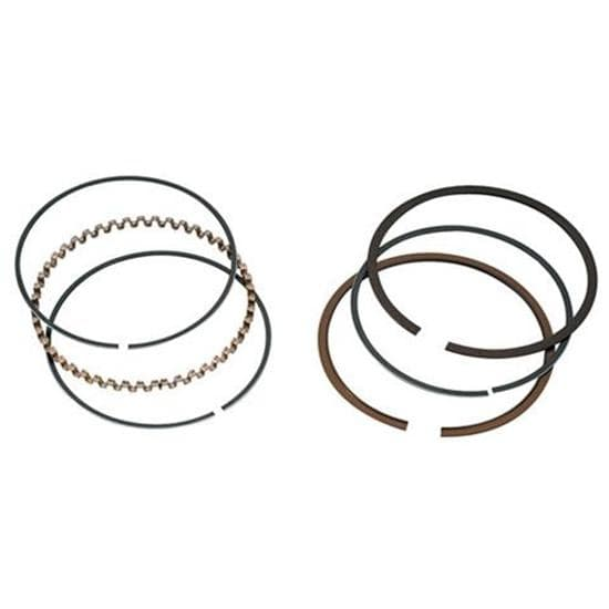 Total Seal Maxseal Piston Rings-Low Drag Oil Ring Pack for GM 602 Crate Motors