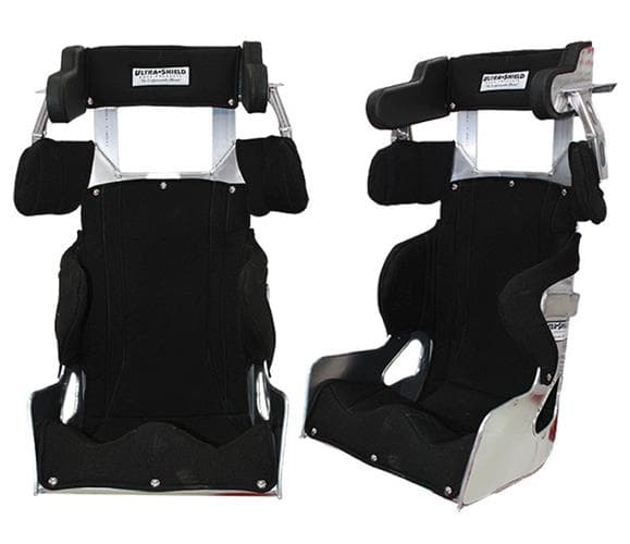 Ultra Shield Economy Full Containment (EFC) Halo Seat-20 Degree Layback & RaceQuip 5 Point Belt COMBO