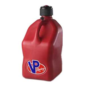 VP Racing Fuels Square 5 Gallon Motorsports Container