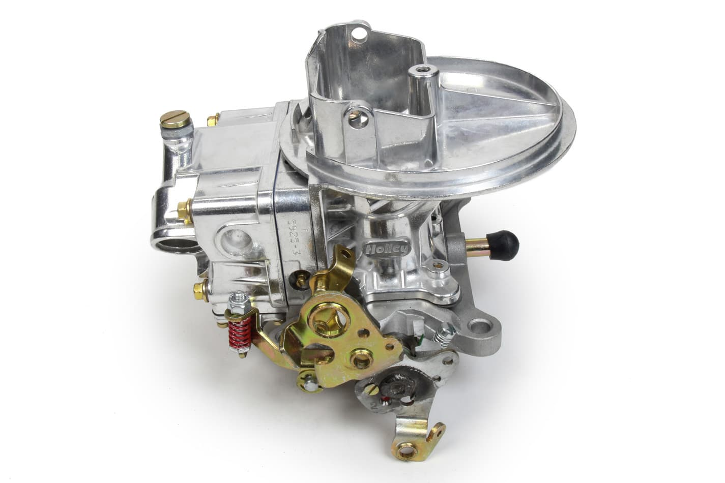 Willy's 500cfm Gas Carb with Holley or Billet blocks