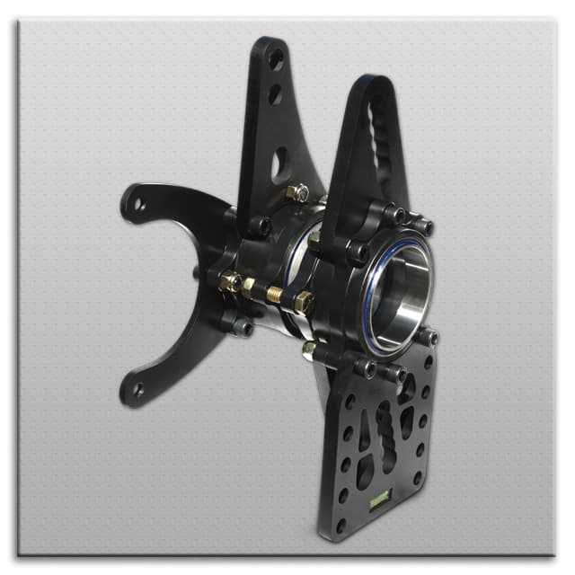 WEHRS Left Rear Brake Combo Cage