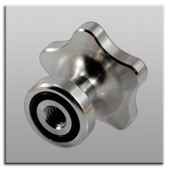 Aluminum Air Cleaner Nut with O-Ring Seal
