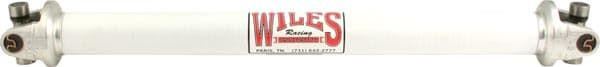 Wiles Modified & Crate Late Models Carbon Fiber Drive Shafts 2.25""