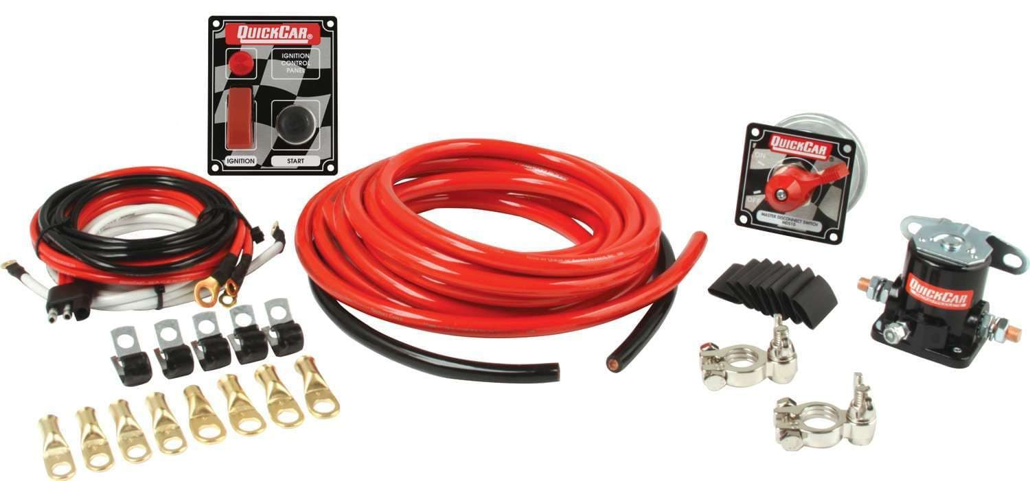 QUICKCAR STREET STOCK WIRING KIT