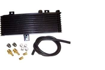 NORTHERN TRANSMISSION OIL COOLER KITS FOR TRUCKS AND FULLSIZED CARS.
