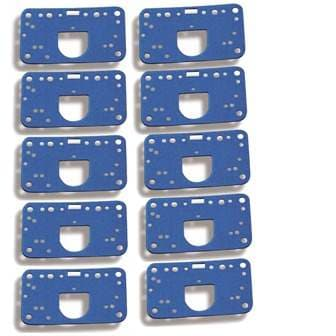 Holley Metering Block Gaskets-10 PACK