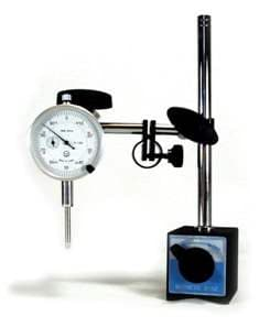 DIAL INDICATOR WITH MAGNETIC BASE