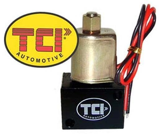 TCI ELECTRIC BRAKE SHUT-OFF