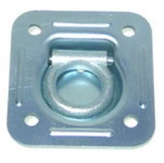 Recessed Pan Ring Fitting, Tie Down Ring