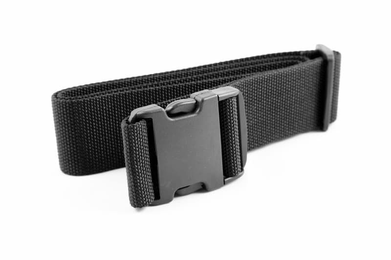 CTS Black Radio Belt
