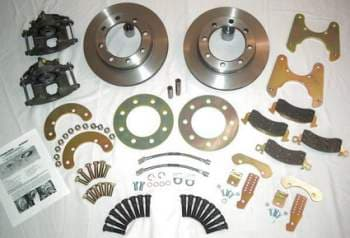 REAR DISC BRAKE CONVERSION KITS for GM Models