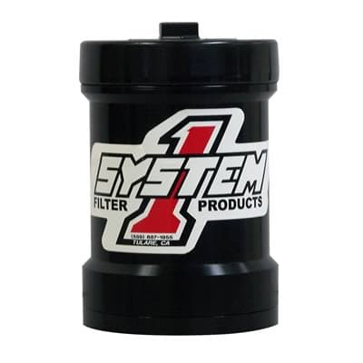System 1 Filtration/Faria Eng 210-006 Spin-On Oil Filters