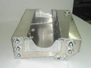 FSR Racing Products Sprint Car Oil Pan/Oil Tank Combo