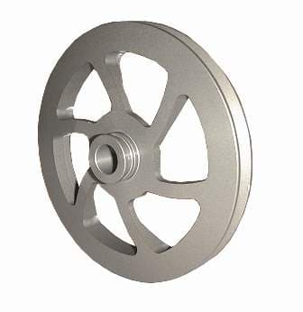 V-PULLEY POWER STEERING PULLEY
