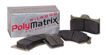 Wilwood PolyMatrix B Compound Brake