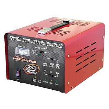 XS Power Batteries 1004 - XS Power 16 V Battery Chargers