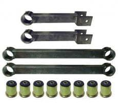 1979-1988 REAR G-BODY TRAILING ARM KIT WITH BUSHINGS-Monte Carlo & all Metric Chassis