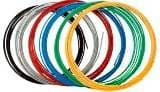 COLORED BRAKE LINES-COILED 25 FOOT ROLL