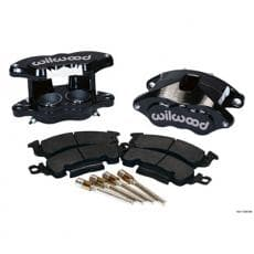 Wilwood Brake Caliper, D52, 2 Piston, Forged Aluminum, Black
