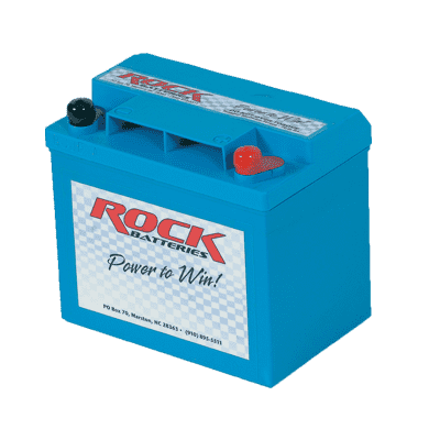 Rock Racing 1236 12 Volt Heavy Duty Deep Cycle Racing Battery