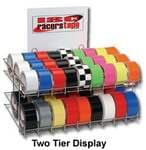 Tape Display Rack