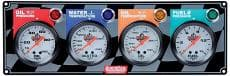 QUICKCAR GAUGE PANELS-COMBOS