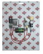 QUICKCAR Oil Pressure Warning Kit