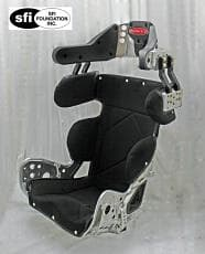 KIRKEY RACING 79 Series ALUMINUM SFI 39.2 CERTIFIED SPRINT CAR SEAT