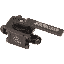 Peterson Panel Mount Fuel Shutoff