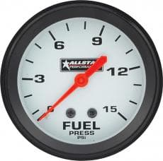 CTS Mechanical Gauges-Fuel Pressure Gauge