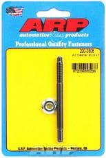 ARP Air Cleaner Stud, 1/4-20 in Thread, 3.200 in Long, Chromoly, Black Oxide, Each