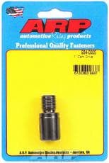 ARP Camshaft Drive Spud, 9/16-18 in Thread, 1 in Long, Chromoly, Black Oxide