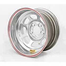 BASSETT 13 Inch 5 BOLT D-HOLE LIGHTWEIGHT WHEELS-13 Inch X 10